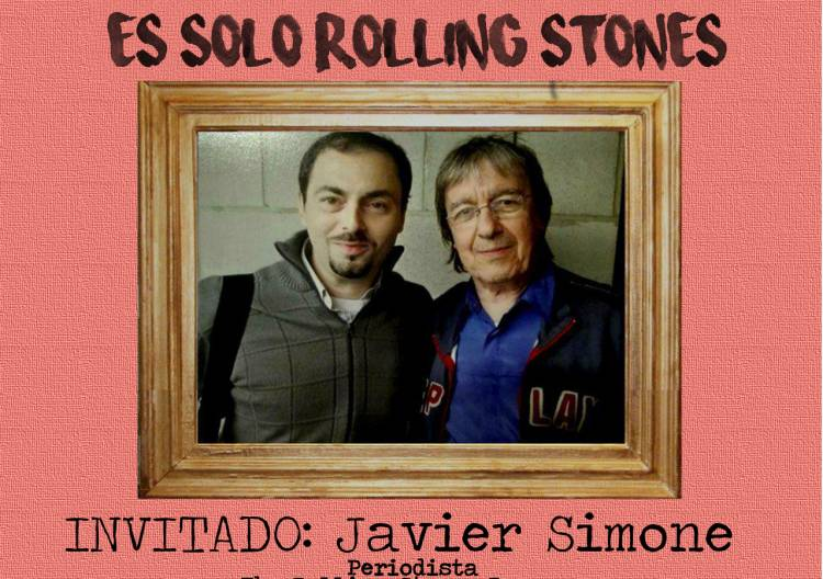 Escucha la  imperdible charla Stone con Javi Simone