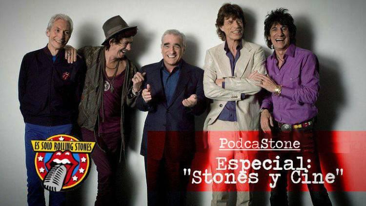 """Escucha el episodio """"El cine y los Rolling Stones"""""""