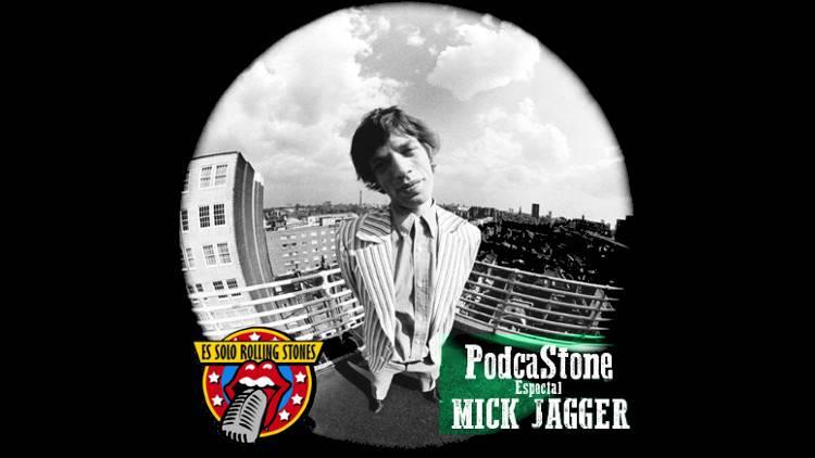 Escucha el episodio festejo del Cumple de Mick Jagger