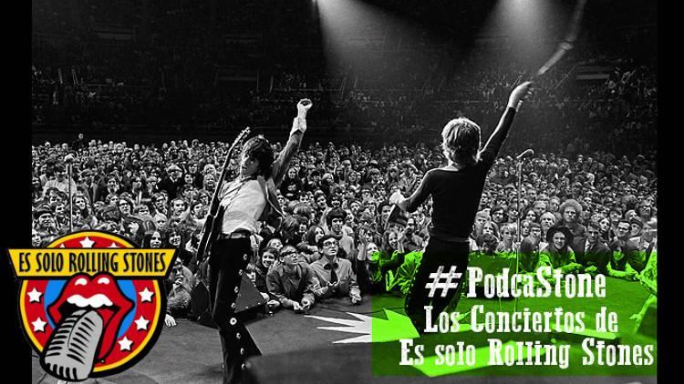 """Escucha el episodio presentación de """"Los Conciertos de Es solo Rolling Stones"""""""