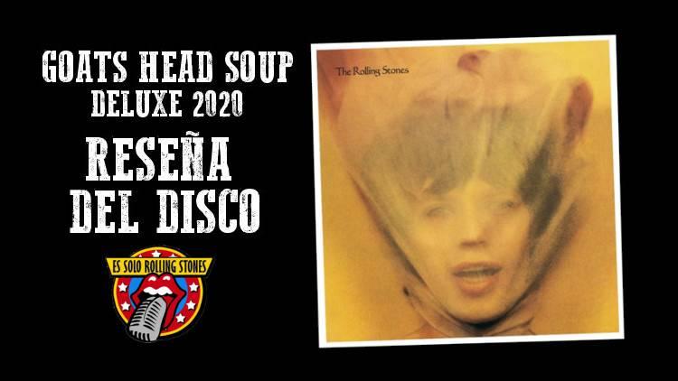 Goats head soup Deluxe: El postre para después de la Sopa