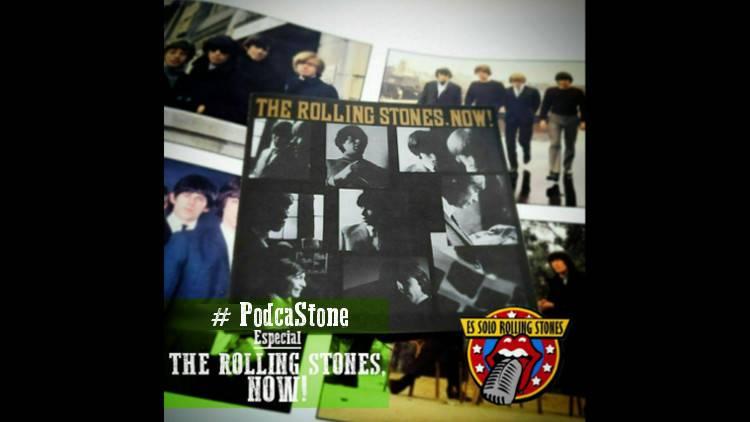 "Escucha el episodio especial ""The Rolling Stones, now!"""