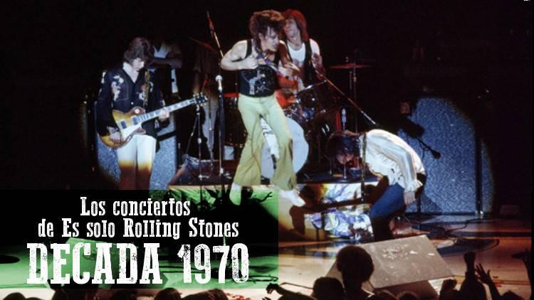 ESCUCHA los Conciertos de la Década de 1970