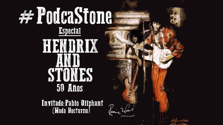 """Escucha el especial """"Jimi Hendrix y los Rolling Stones"""""""