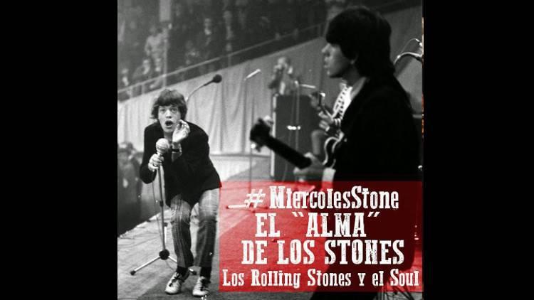 """Escucha el especial """"Los Rolling Stones y la Musica Soul"""""""