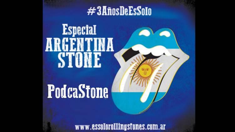 #ArgentinaStone , bandas nacionales homenajean a sus majestades
