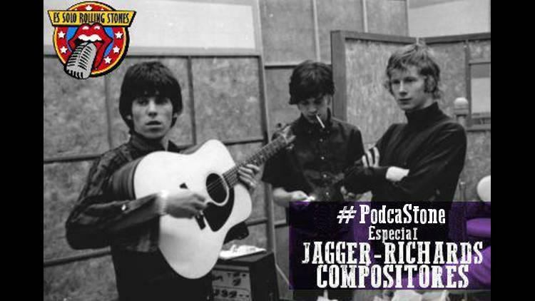 "Escucha el Especial ""Jagger-Richards Compositores"""