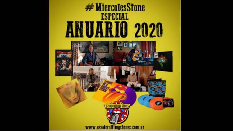 Emision: ANUARIO STONE 2020