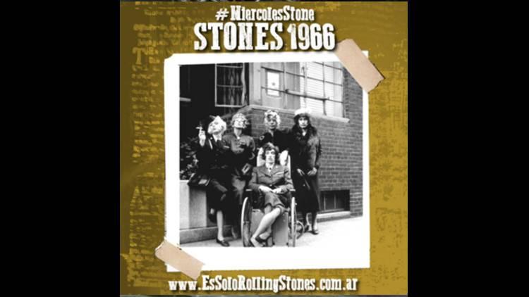 """Escucha la emisión """"Los Rolling Stones en el año 1966 - Parte 1"""""""