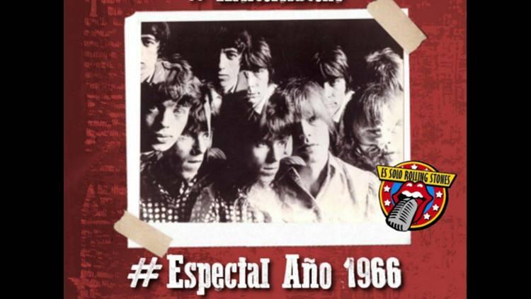 """Escucha la emisión """"Los Rolling Stones en el año 1966 - Parte 2"""""""