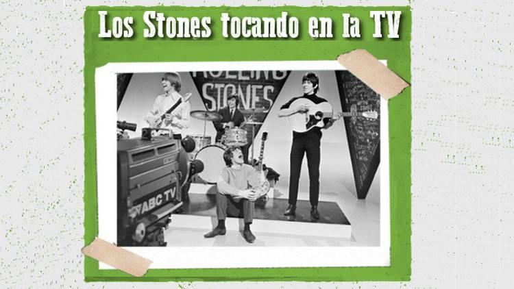 """Escucha la emisión """"Los Rolling Stones tocando en la TV"""""""