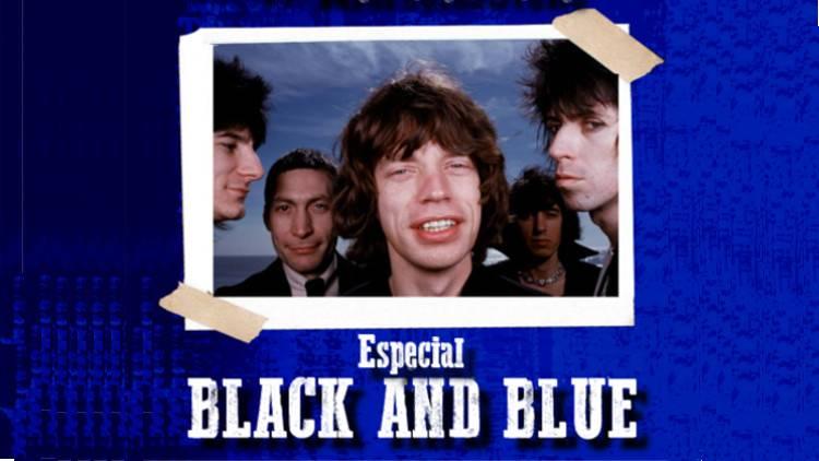 """Escucha la emisión Especial  del disco """"Black and blue"""""""
