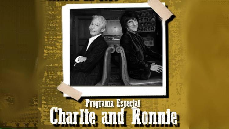 """Escucha la emisión """"Cumpleaños de Charlie y Ronnie"""""""