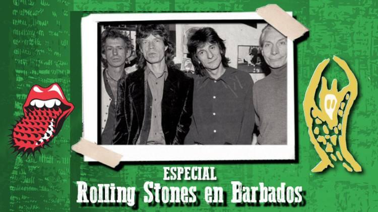 """Escucha la emisión """"Rolling Stones en Barbados - Sesiones de Voodoo Lounge"""""""