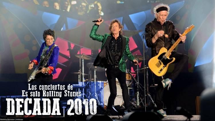 ESCUCHA los Conciertos de la Década del 2010