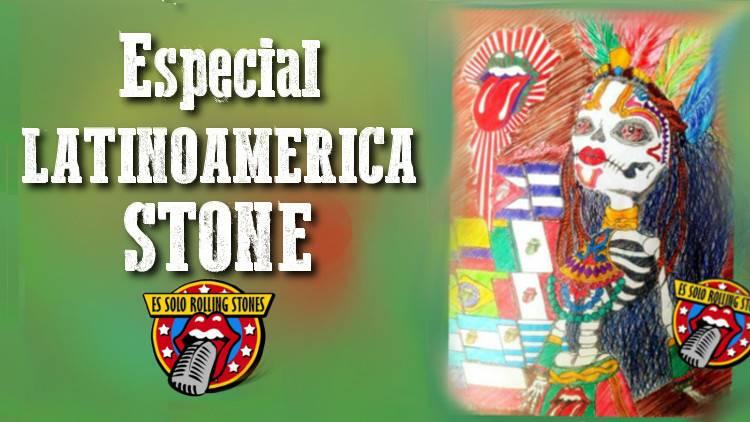 Escucha el especial #LatinoamericaStone