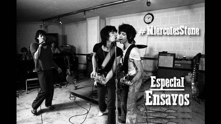 Escucha los Ensayos de los Rolling Stones