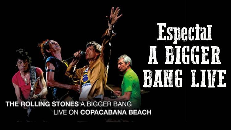 """Escucha el especial """"A bigger Bang live"""" Copacabana y Salt like city"""