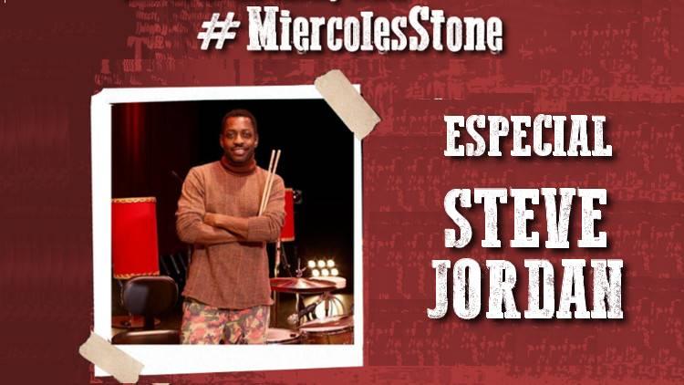 """Escucha el especial """"Steve Jordan"""""""