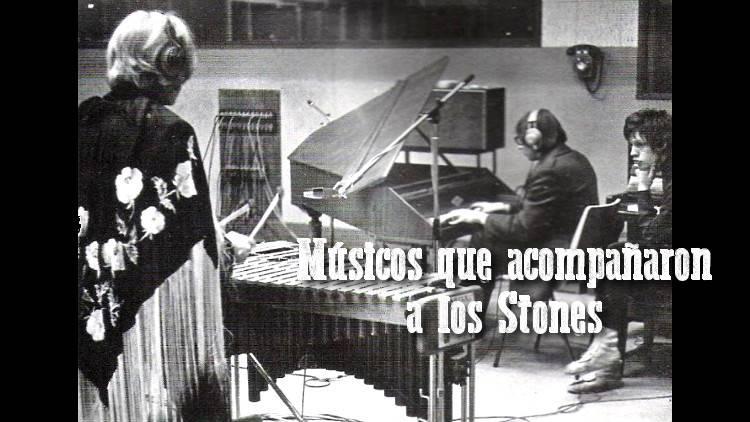 Musicos que acompañaron a los Rolling Stones