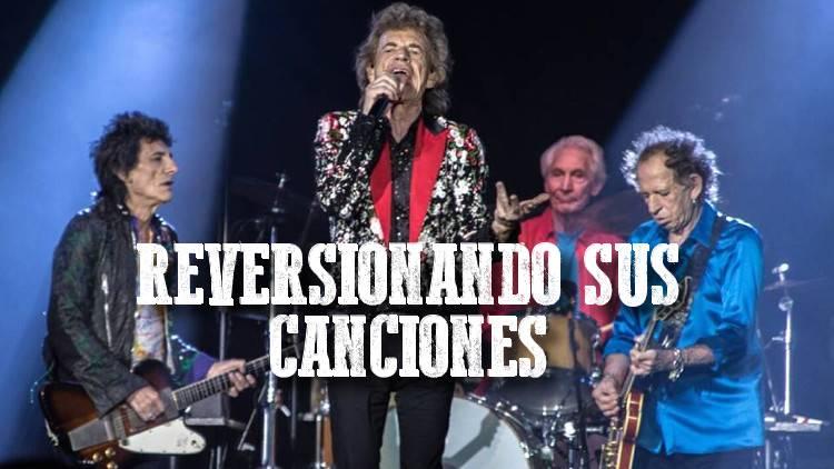 """Escucha el episodio """"Stones Reversionando sus canciones"""""""